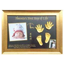 Baby Foot & Hand Imprints