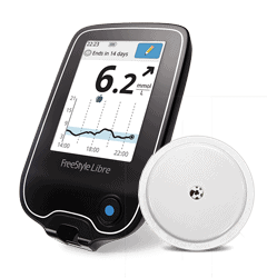 Flash Glucose Monitoring Device