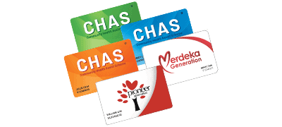 CHAS, Merdeka and Pioneer Generation subsidies