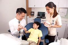 Routine dental checkups