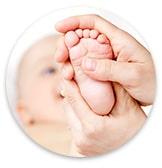 Paediatric Massage